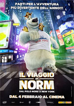 Locandina Il viaggio di Norm