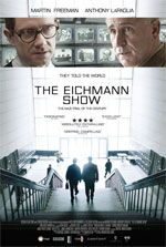 Poster The Eichmann Show  n. 1