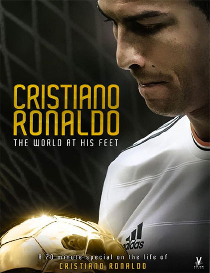 Cristiano Ronaldo – Il mondo ai suoi piedi in streaming & download