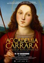 Locandina L'Accademia Carrara - Il museo riscoperto