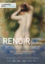 Locandina Renoir: oltraggio e seduzione