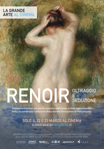 Renoir: oltraggio e seduzione