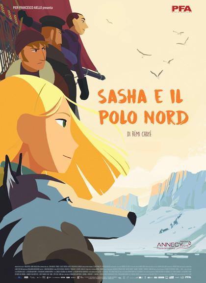 Trailer Sasha e il Polo Nord