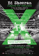 Locandina Ed Sheeran - Jumpers for Goalposts