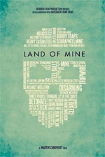 Poster Land of Mine - Sotto la sabbia  n. 1