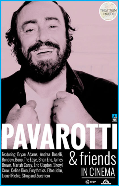 Trailer Pavarotti & Friends