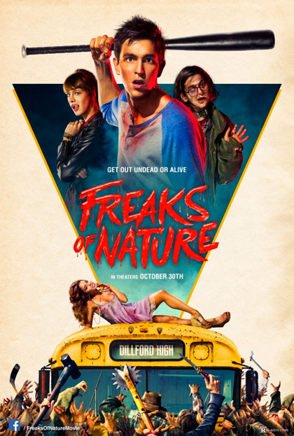 Trailer Freaks of Nature