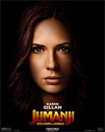 Poster Jumanji: Benvenuti nella giungla  n. 9
