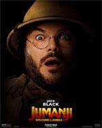 Poster Jumanji: Benvenuti nella giungla  n. 11