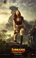 Poster Jumanji: Benvenuti nella giungla  n. 7