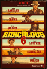 Locandina The Ridiculous Six