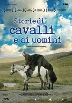 Locandina Storie di cavalli e di uomini