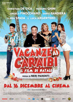 Poster Vacanze ai Caraibi - Il film di Natale  n. 0