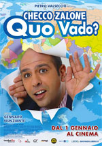 Poster Quo Vado?  n. 0
