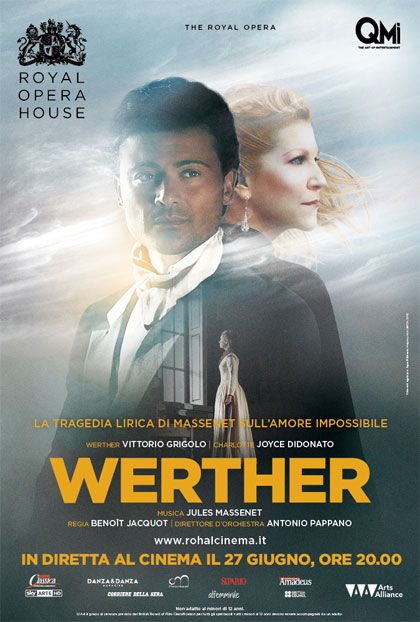 Royal Opera House: Werther
