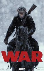 Poster The War - Il pianeta delle scimmie  n. 1