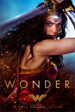 Poster Wonder Woman  n. 1