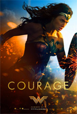 Poster Wonder Woman  n. 3