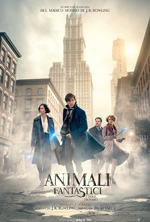 Trailer Animali fantastici e dove trovarli
