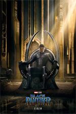 Poster Black Panther  n. 1