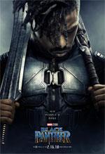 Poster Black Panther  n. 3