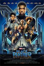 Poster Black Panther  n. 14