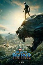 Poster Black Panther  n. 2