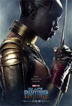 Poster Black Panther  n. 8