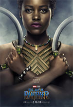 Poster Black Panther  n. 9