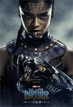 Poster Black Panther  n. 11