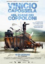 Locandina Vinicio Capossela - Nel paese dei coppoloni