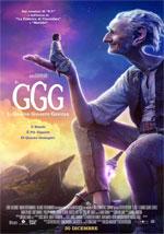 Locandina Il GGG - Il Grande Gigante Gentile