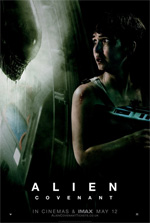 Poster Alien: Covenant  n. 6