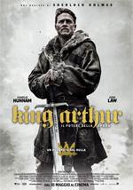 Locandina King Arthur: Il Potere della Spada