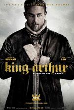 Poster King Arthur - Il potere della spada  n. 3