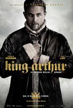 Poster King Arthur - Il potere della spada  n. 6