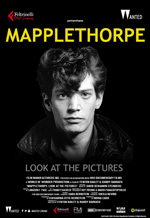 Locandina Mapplethorpe - Look At the Pictures
