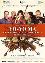 Trailer Yo-Yo Ma e i musicisti della via della seta