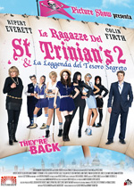 Locandina St Trinian's 2: The Legend of Fritton's Gold