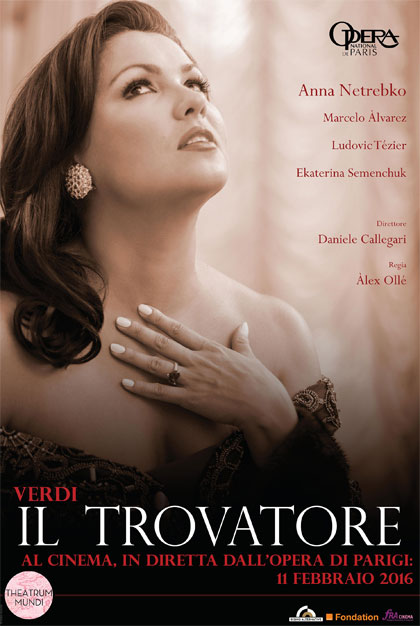 Opera de Paris: Il Trovatore