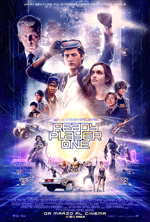 Locandina Ready Player One