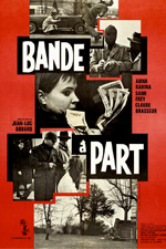 Poster Bande À Part  n. 1