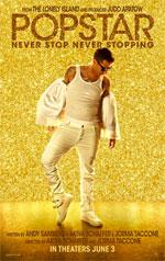 Locandina Popstar: Never Stop Never Stopping