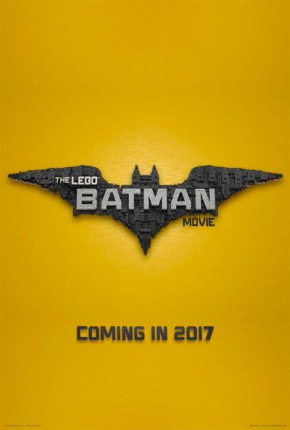 Poster Lego Batman - Il film
