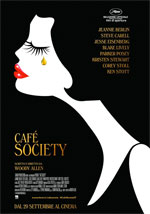 Locandina Café Society