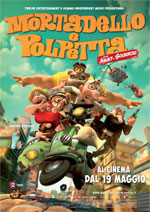 Trailer Mortadello e Polpetta contro Jimmy lo Sguercio
