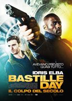 Trailer Bastille Day - Il colpo del secolo