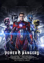 Poster Power Rangers  n. 0
