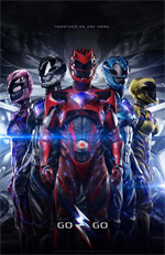 Poster Power Rangers  n. 12