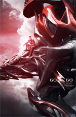 Poster Power Rangers  n. 4